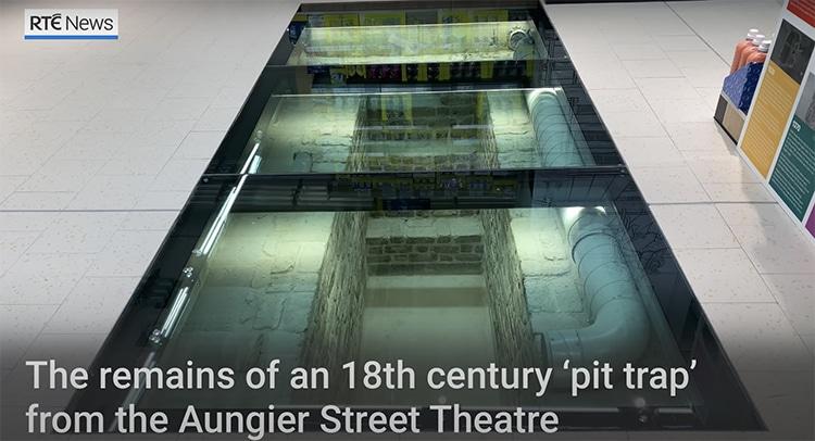 18th Century Aungier Street Theater