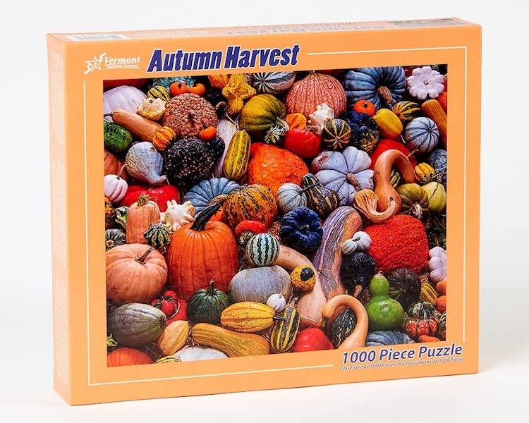 Autumn Harvest Puzzle