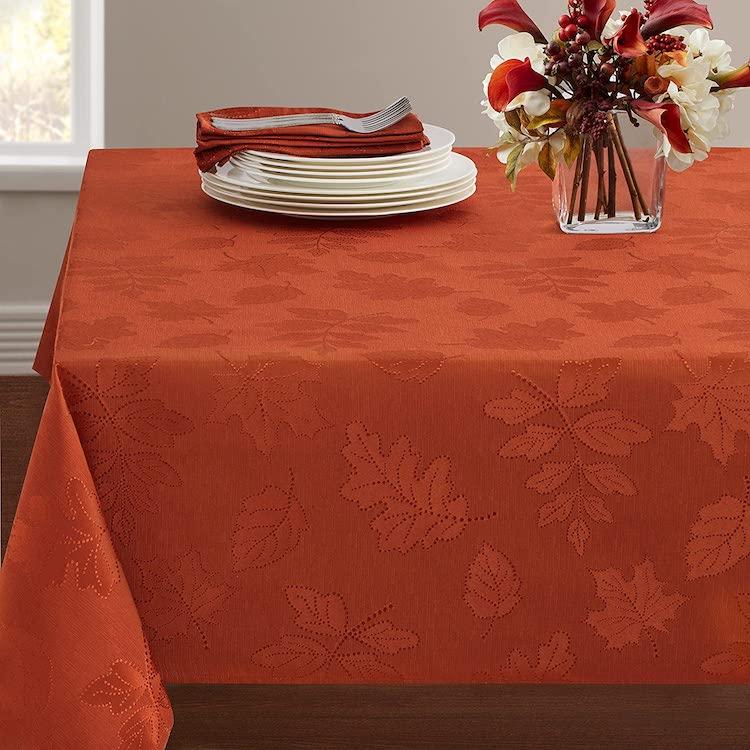 Autumn Tablecloth