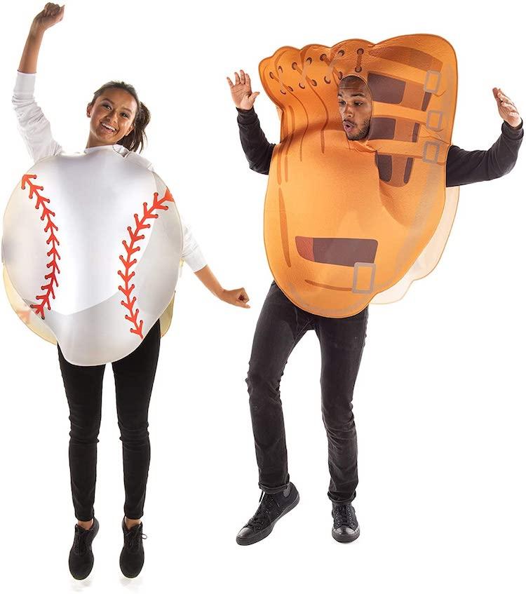 Baseball Mitt Costume