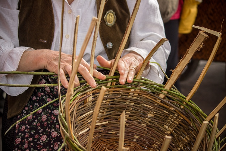 Basket Weaving History DIY