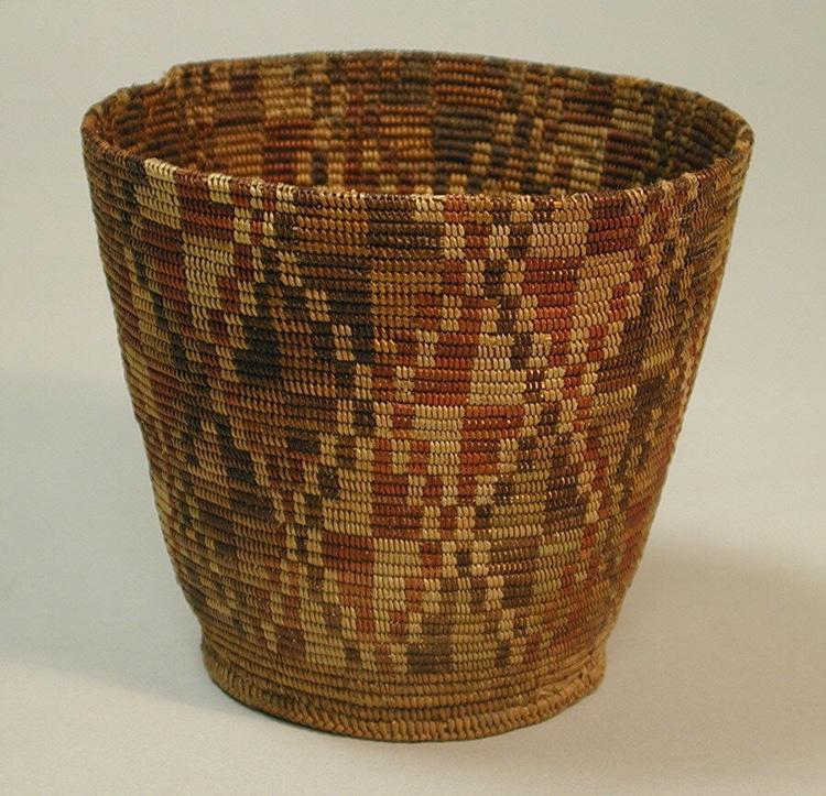 Bolivian Tiwanaku Basket