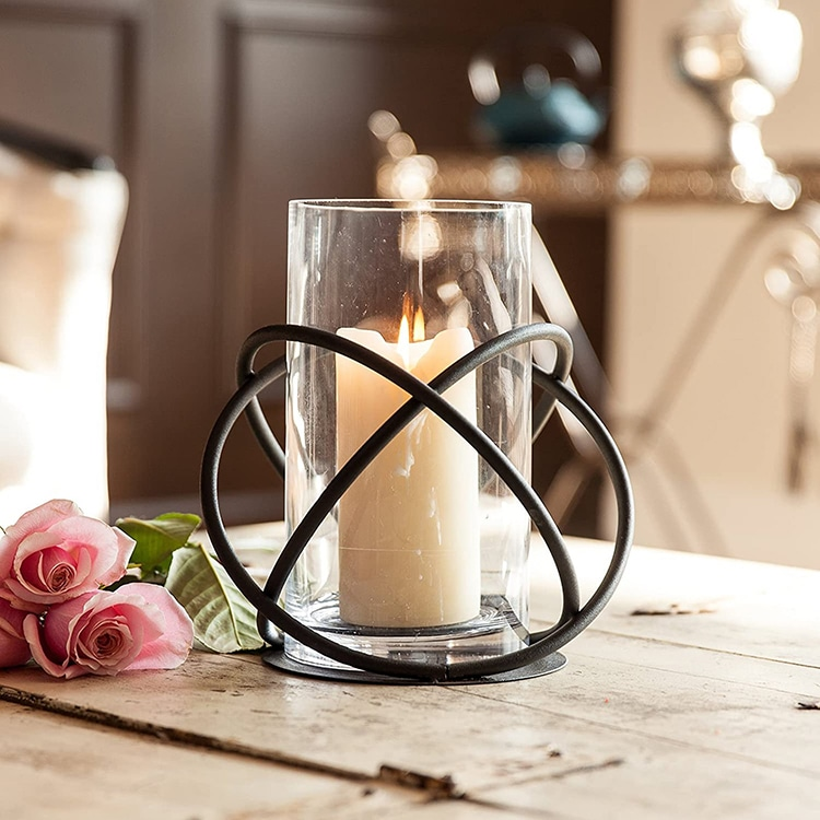 Candle Iron Centerpiece