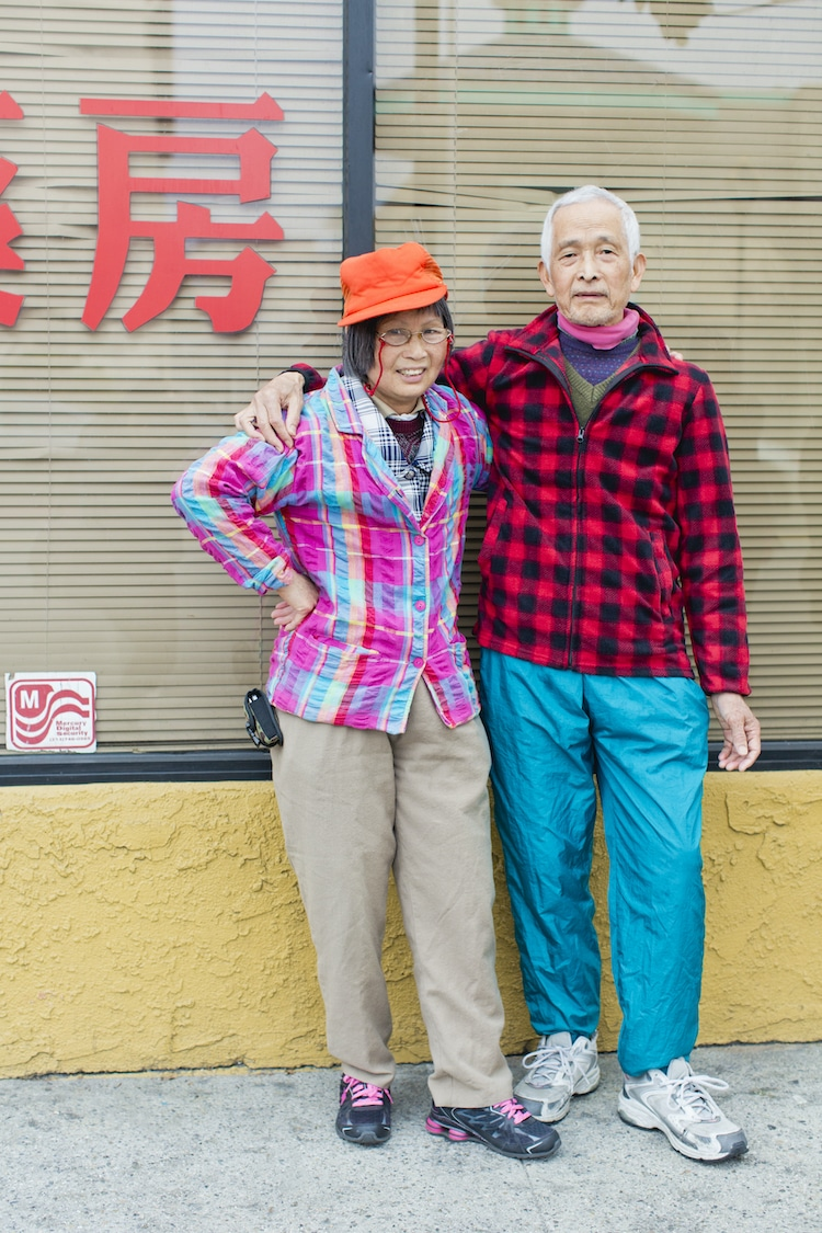 Elderly Fashion Icons
