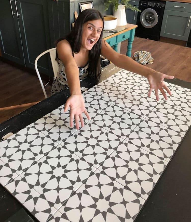 DIY Tiling
