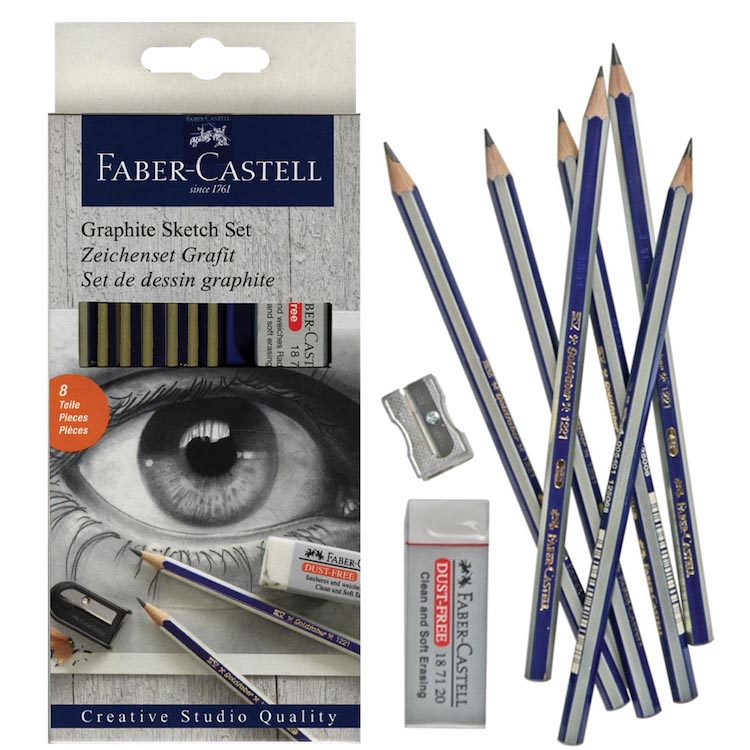 Drawing Pencil Set