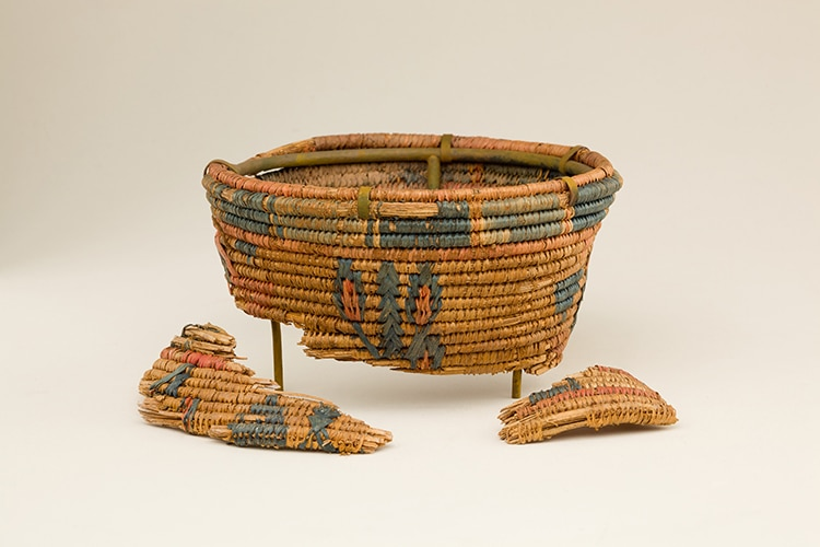 Egyptian Basket New Kingdom