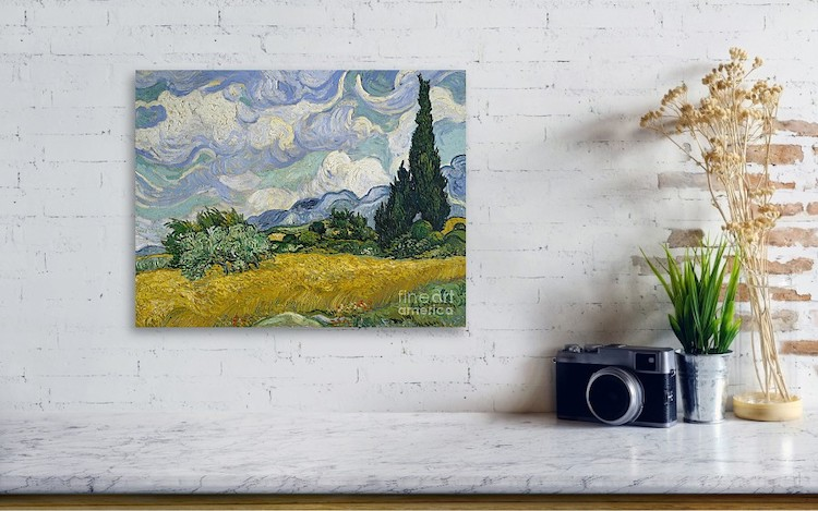 Canvas Prints of Famous Paintings