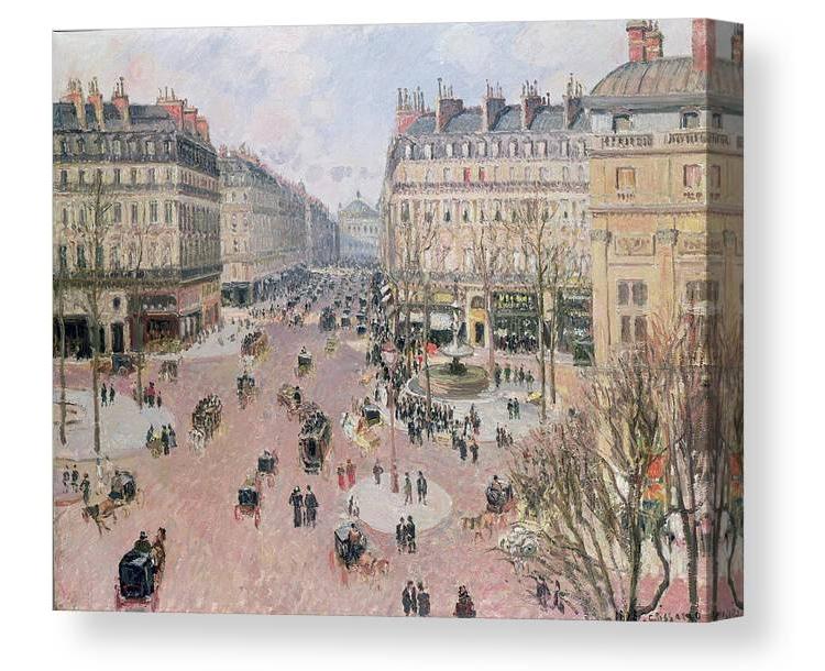 Camille Pissarro Canvas Print