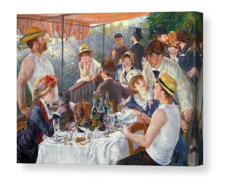 Renoir Canvas Print