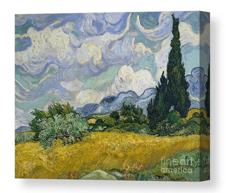 Vincent Van Gogh Canvas Prints