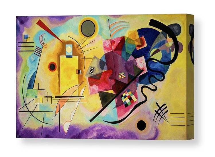 Kandinsky Canvas Print