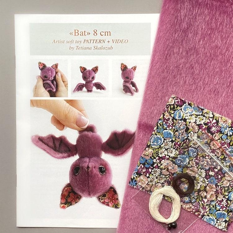 Cute Bat Sewing Kit