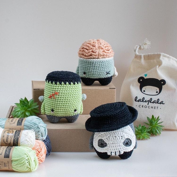 Spooky Character Crochet Kit