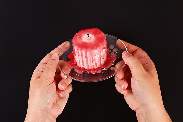 Halloween Creepy Candle