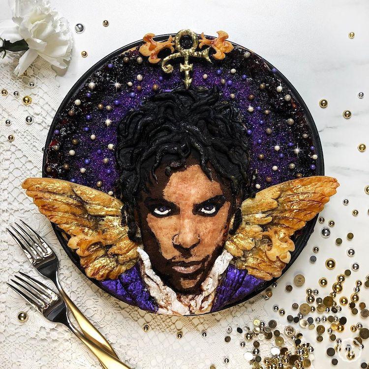 pastel de prince
