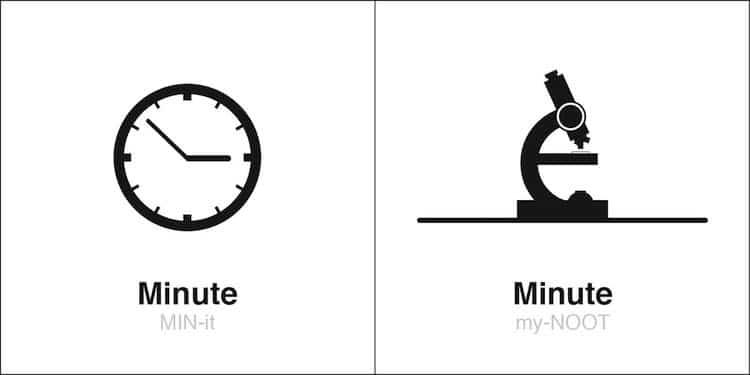 'Minute' Homographe