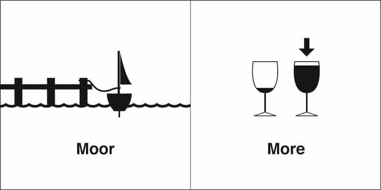 'Moor and More' Homophones