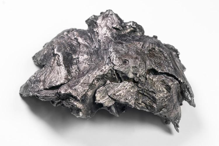 Meteorito de hierro