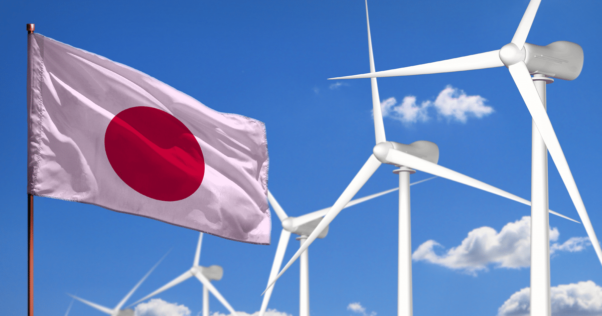 By 2050, Japan plans to become a carbon-neutral country