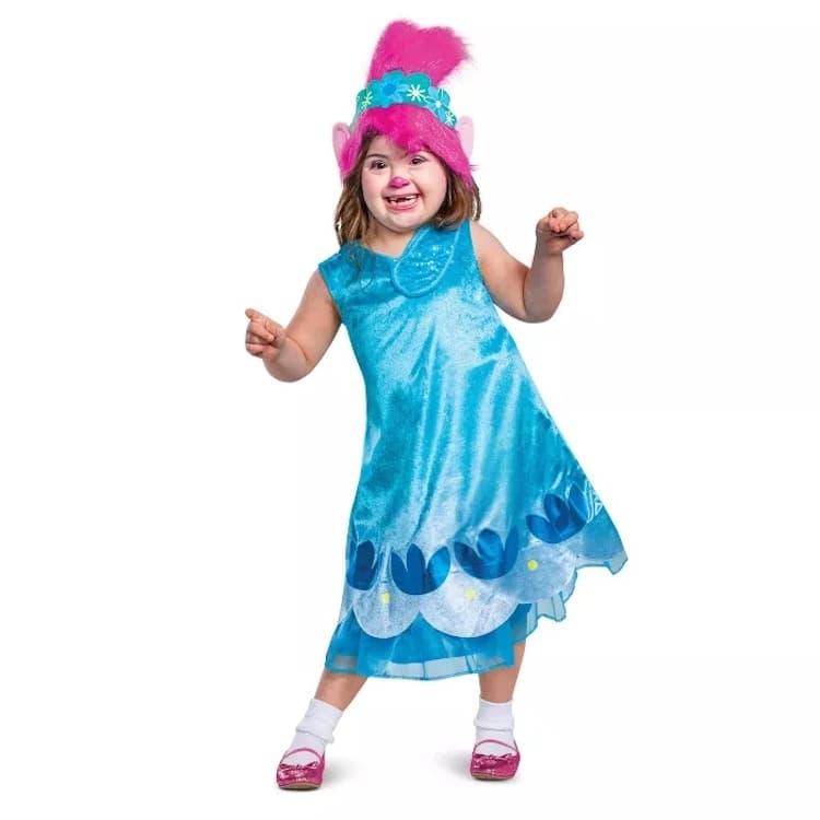 Poppy Adaptive Halloween Costume for Kids