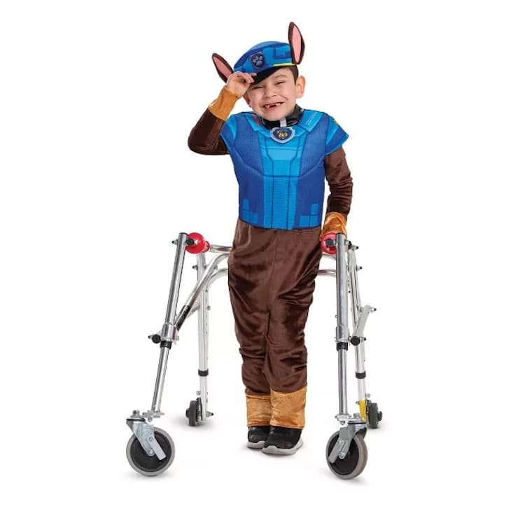 Paw Patrol Adaptive Costume for Toddlers