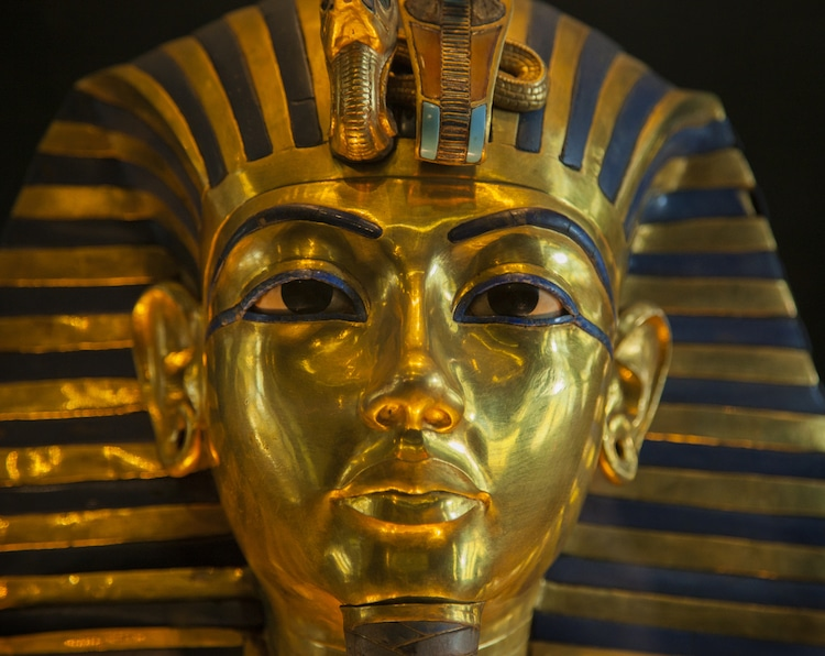 King Tut Funerary Mask