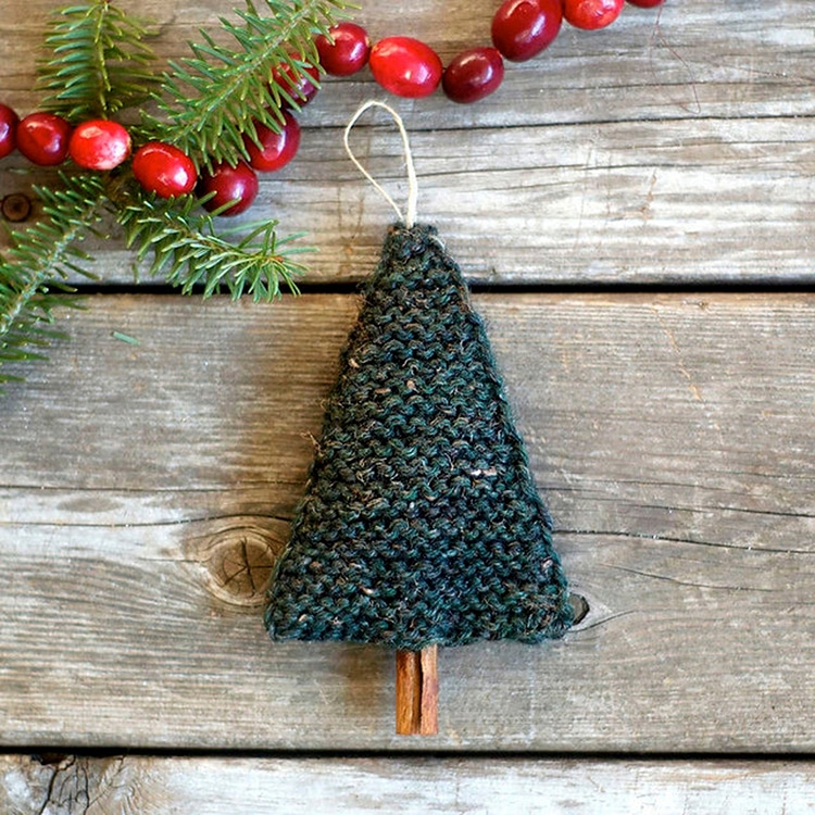 Knit Tree Pattern