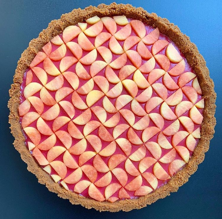 Artistic Pie by Lauren Ko