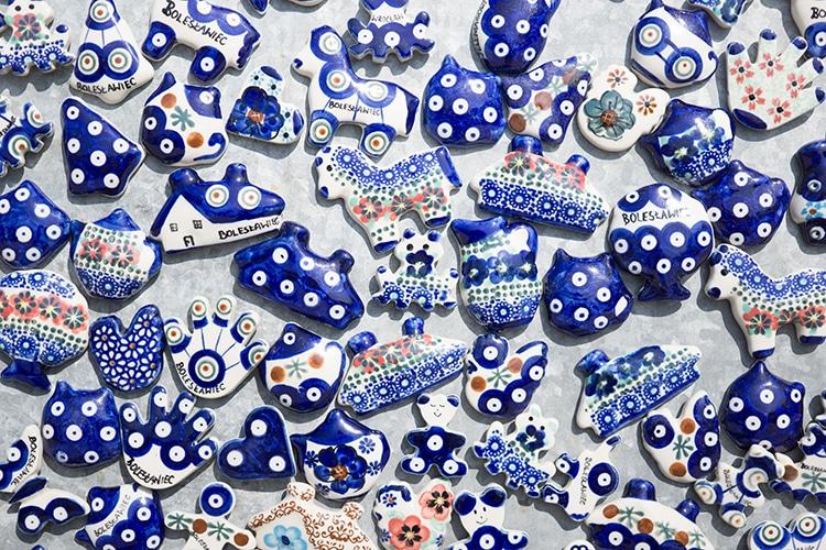 Magnets Bolesławiec Designs