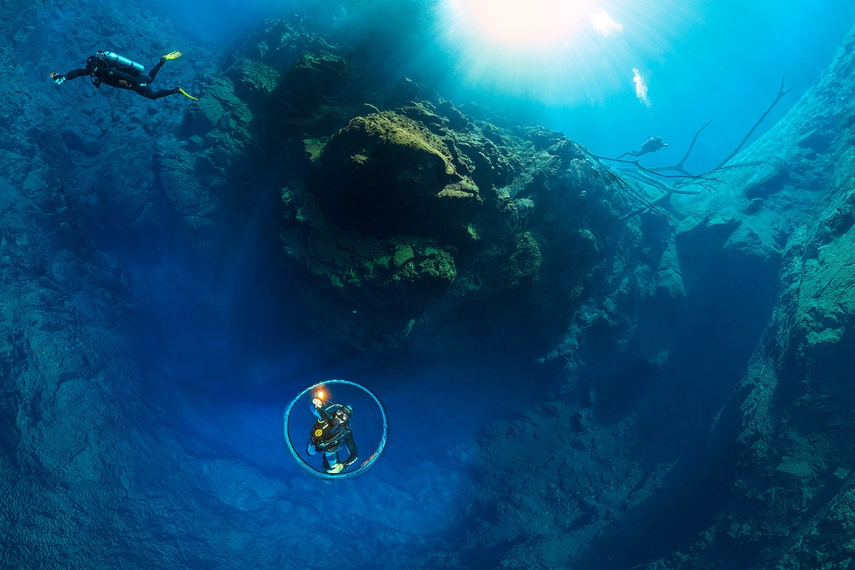 World's Largest Underwater Panorama