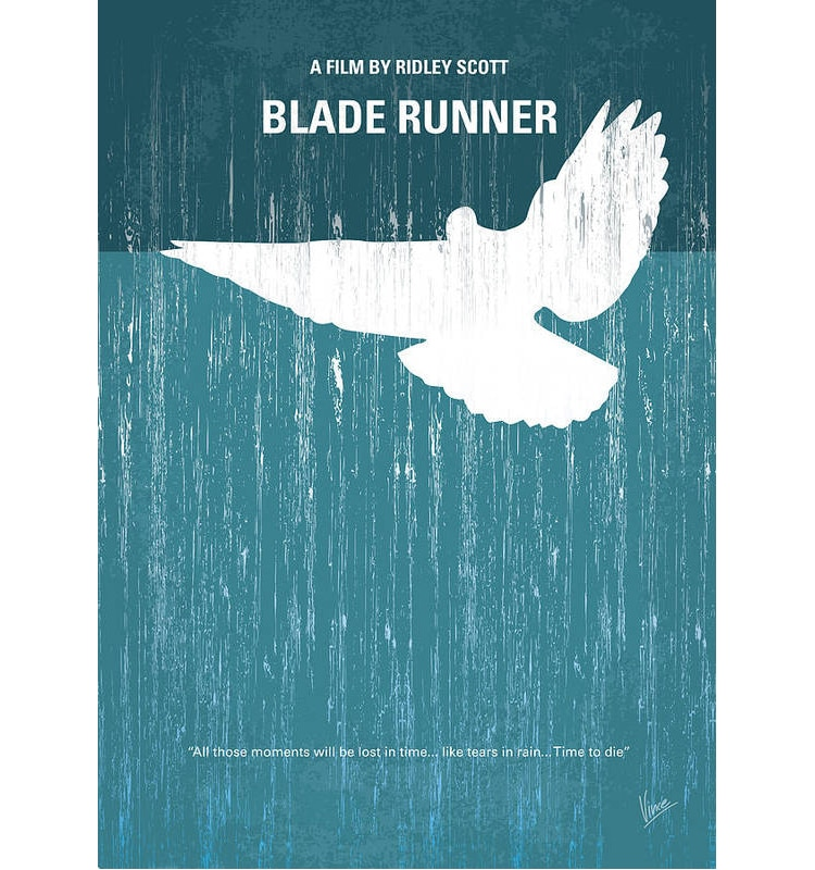 Blade Runner Movie Poster Imagined
