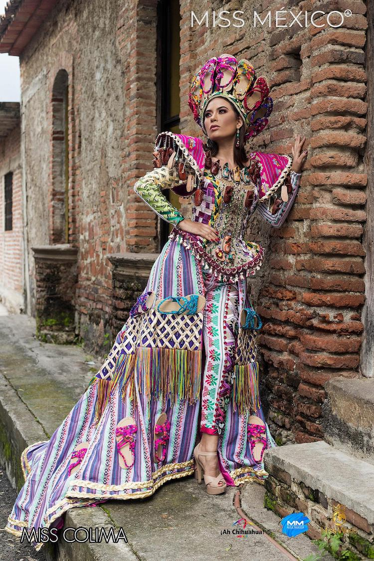 Traditional-Inspired Mexican Outfit