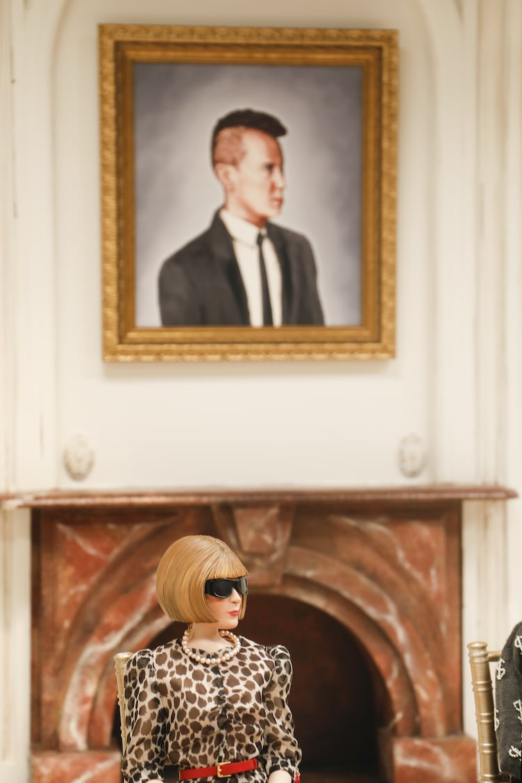 Moschino Puppet Show
