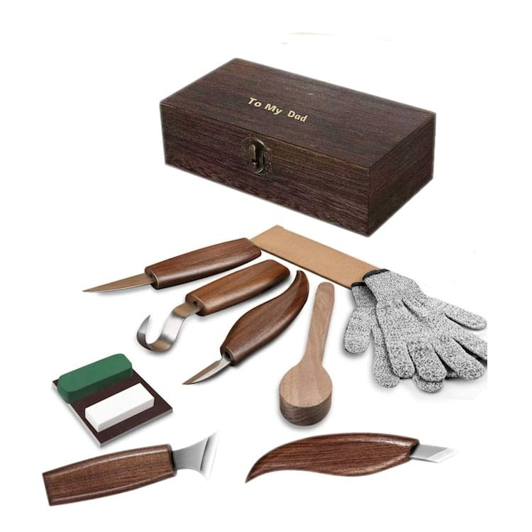 Personalized Woodcarving Kit
