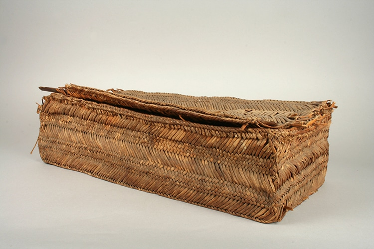 Peru Weaving Basket