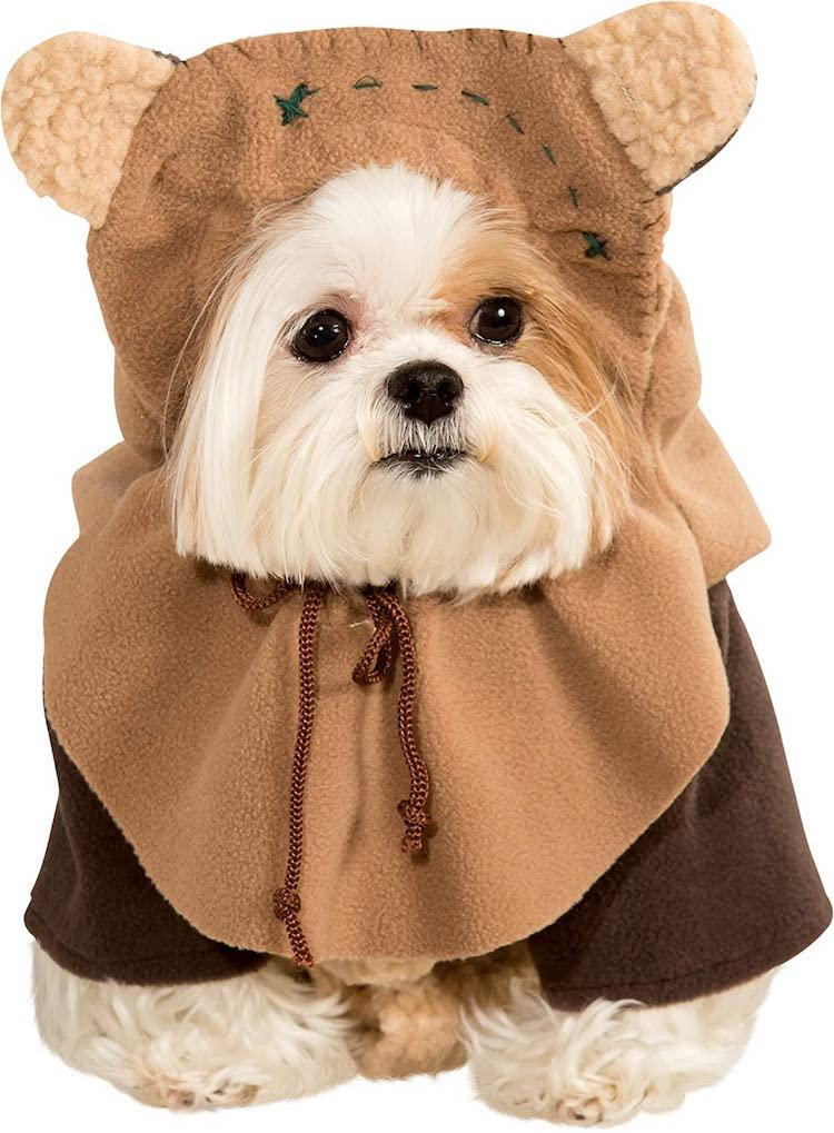 Ewok Pet Halloween Costume