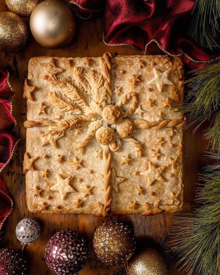 Christmas Present Pie