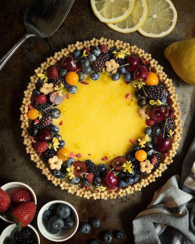 Le bellissime torte artigianali di Helen Nugent
