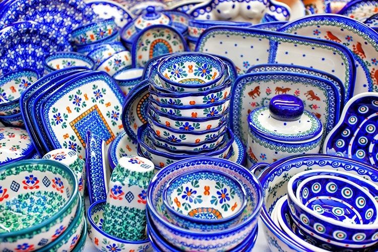 Polish Bolesławiec Pottery