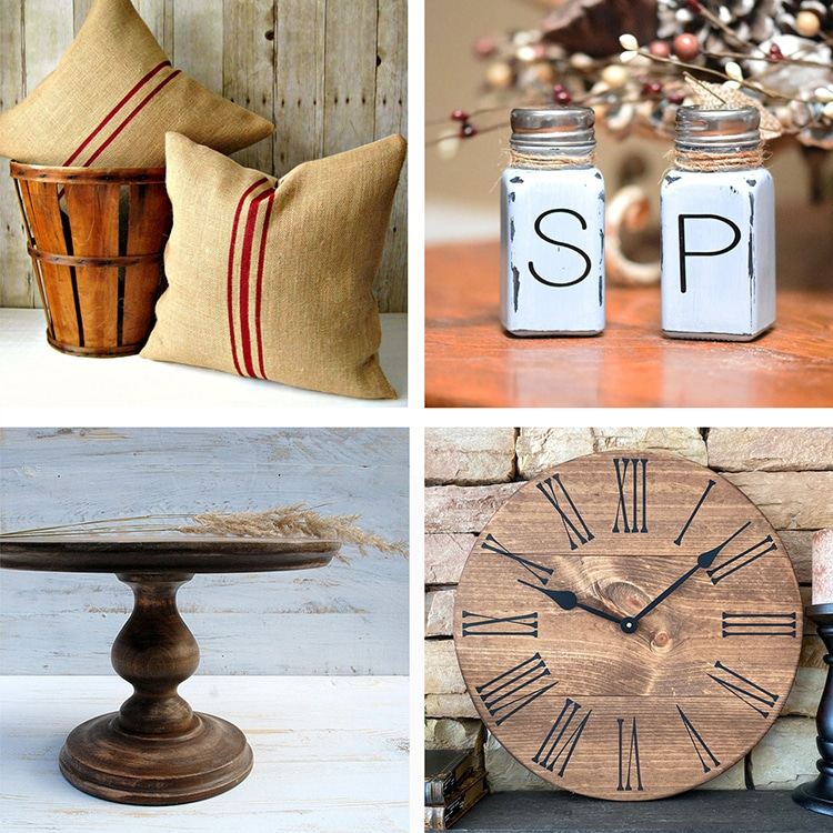 29 Tastefully Rustic Gifts To Celebrate Farmhouse Modern Decor