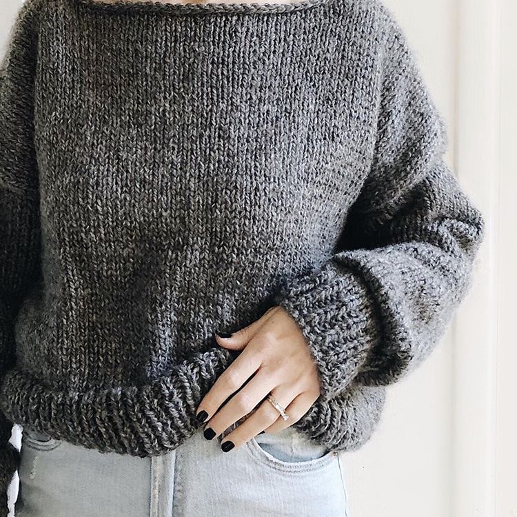 Simple Sweater Pattern