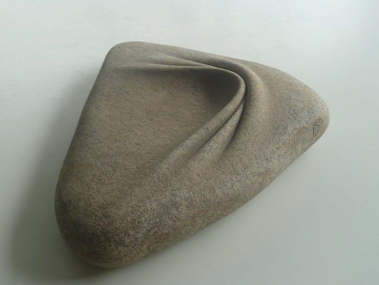 Escultura de piedra blanda