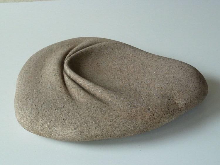 Escultura de piedra por José Manuel Castro López