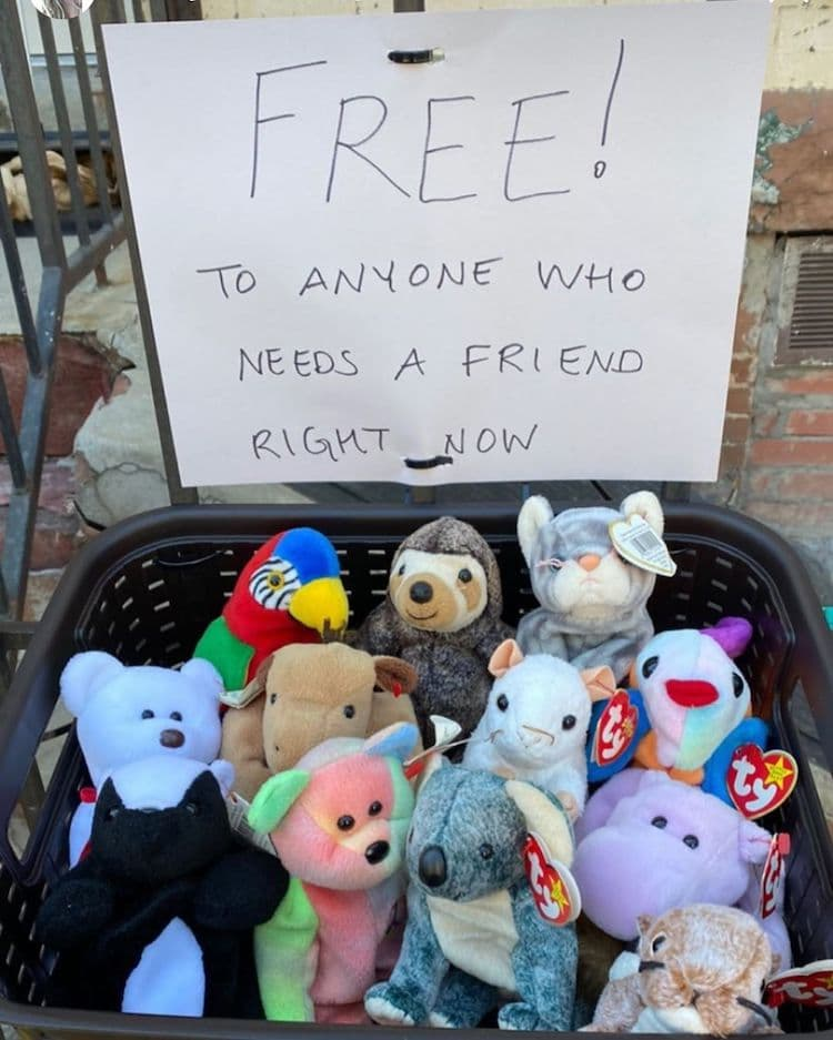 Free Beanie Babies