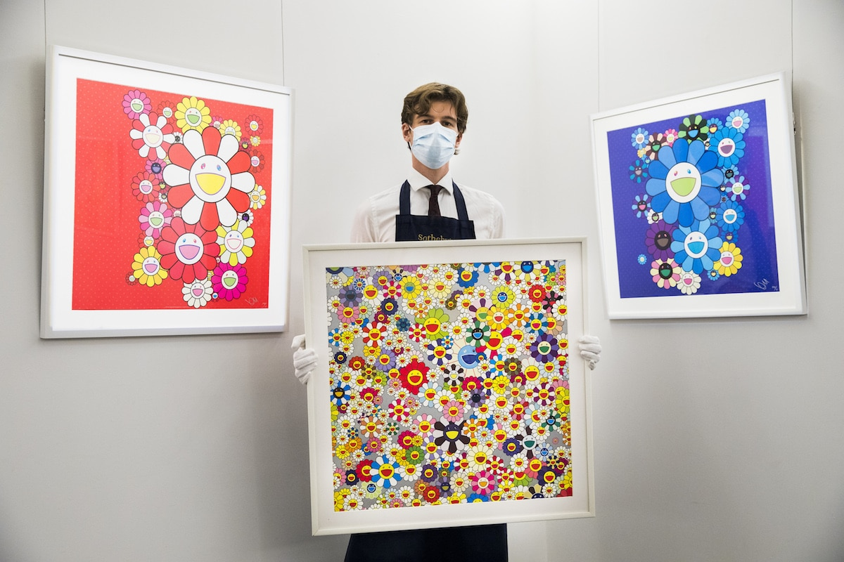 From Japan With Love Art Exhibition