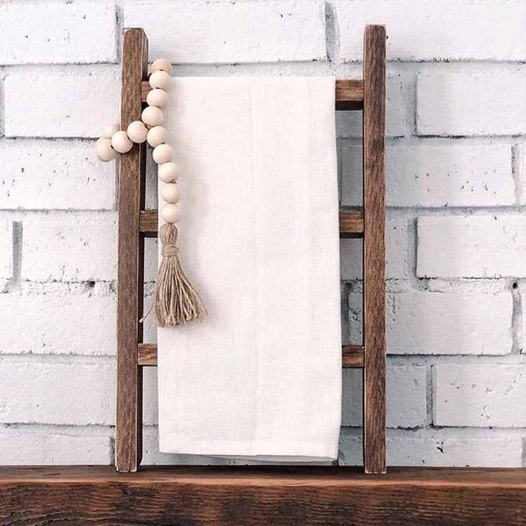 Tea Towel Ladder