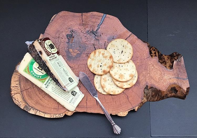 Tree Cheese Board