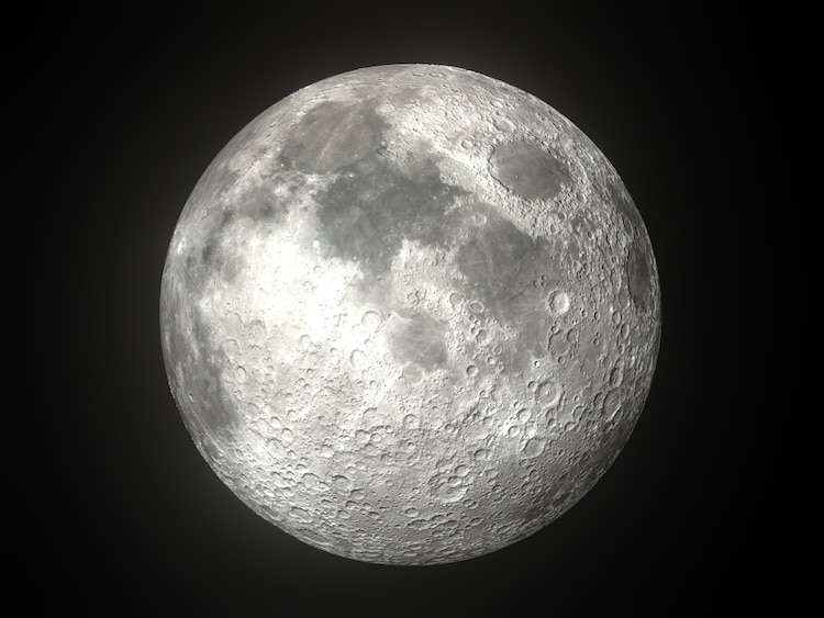 Astronomers Discover Water on the Moon