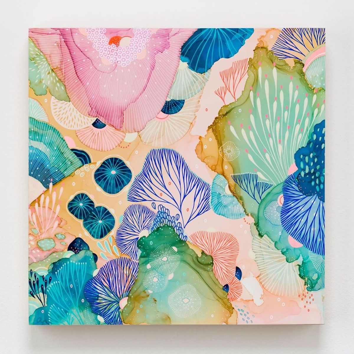 Paintings by Yellena James